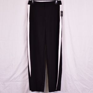 RACHEL ROY COLLECTION Side Stripe Dress Pants M60D